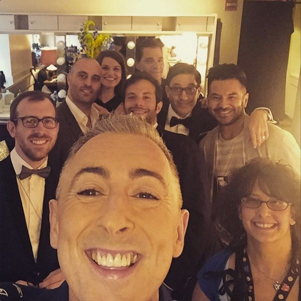 17 Must-See Instagrams from the 2015 Tony Awards