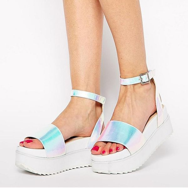 20 Ways to Rock Summer's Hottest Sandal Trends