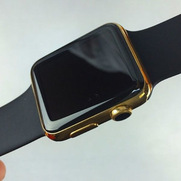 This Kickstarter Will Turn Your Apple Watch Gold for Way Less Than $10K