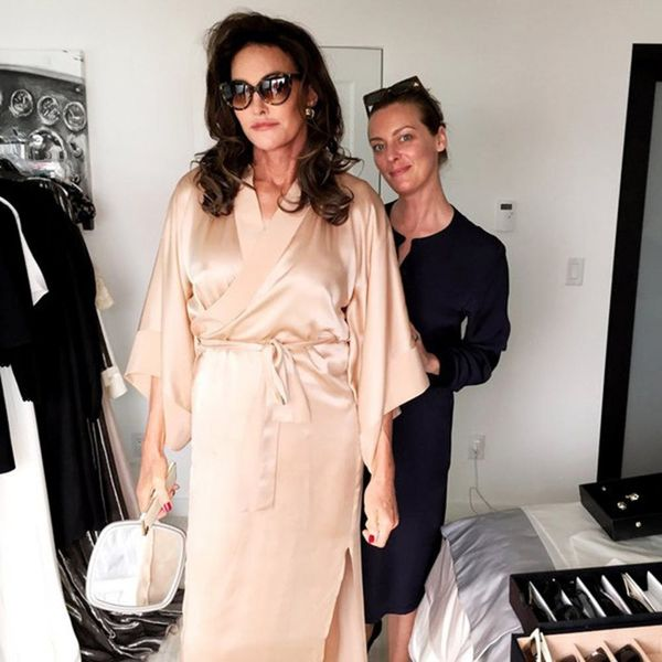 This Is the Story of How Caitlyn Jenner Chose Her Non-K Name