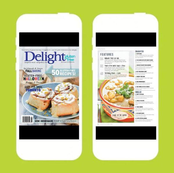 5 Apps That Make Living Gluten-Free Easy