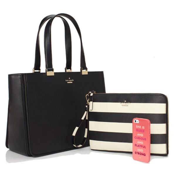 Kate Spade Is Pairing Up With Everpurse to Make High-Tech Purses