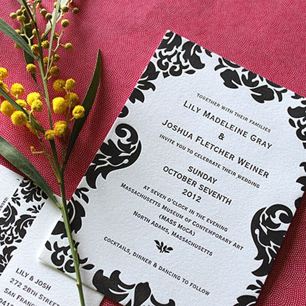 Everything You Need to Know About Wedding Invitations
