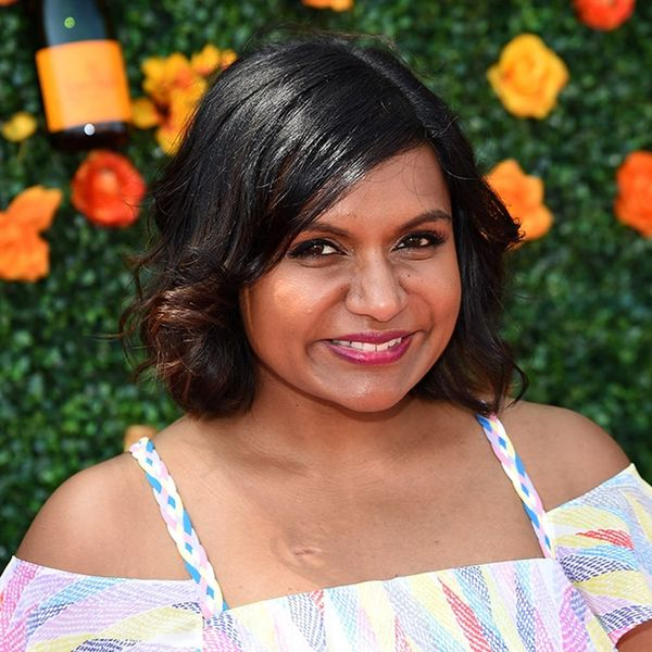 Along With a Million Even Cooler Things, Mindy Kaling ALSO Cut Her Hair. And It's Awesome.