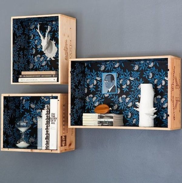 16 Creative Ways to Upcycle Used Wine Crates