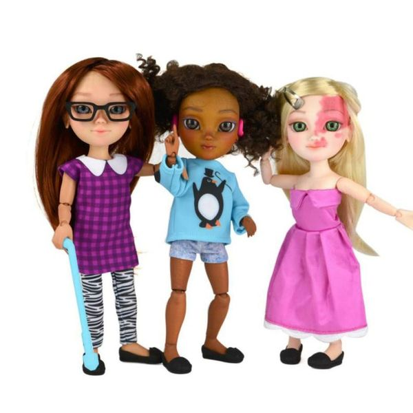 These Dolls Are Doing Something Big for Kids With Disabilities