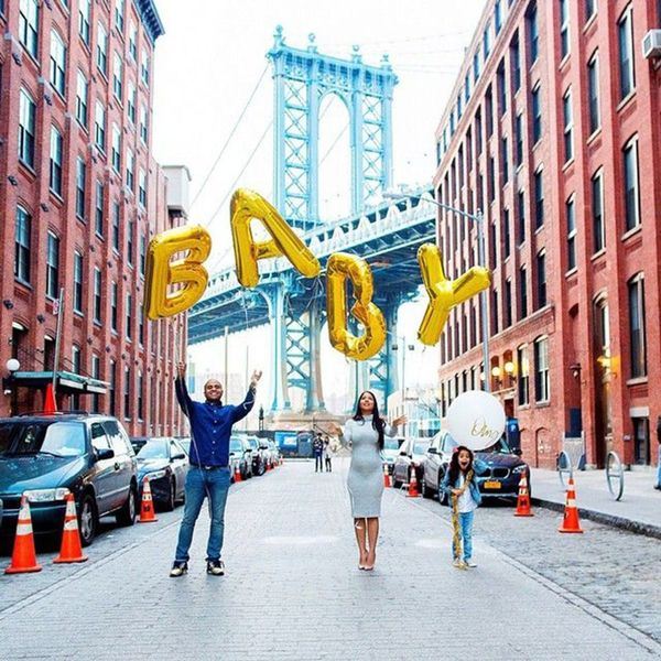 "18 Creative Ways to Say ""We're Expecting!"" on Instagram"