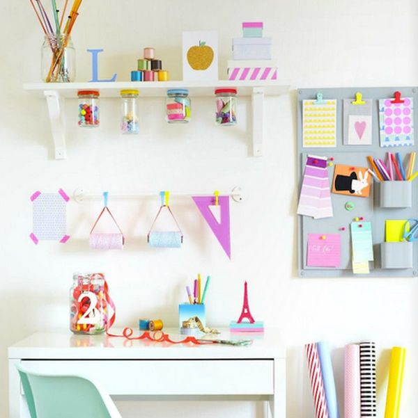 12 Big Ideas for Small Space Home Offices