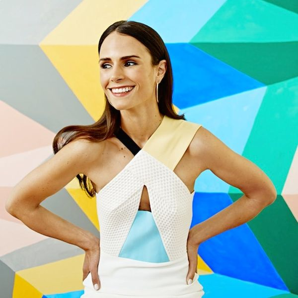 Get the Look of Jordana Brewster's Vibrant + Modern NYC Rental