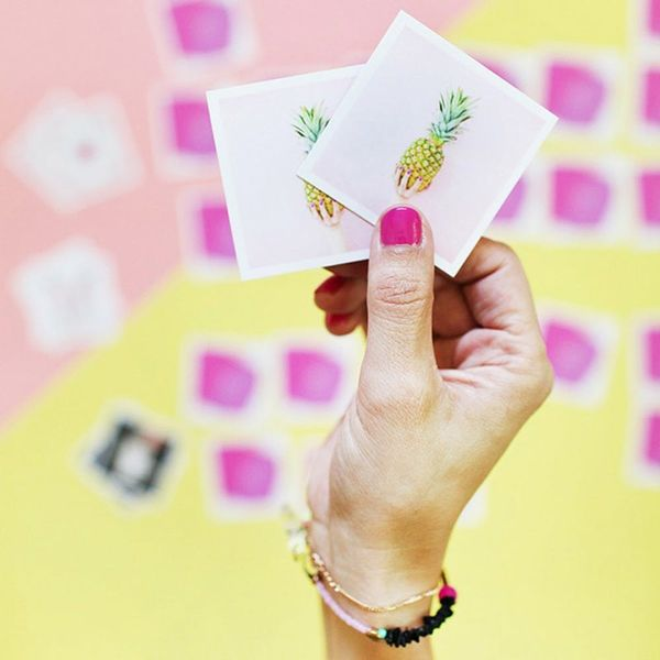 What to Make This Weekend: An Instagram Memory Game, Hammock Chair + More