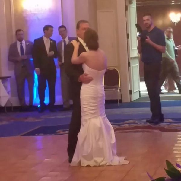 This Bride Is Starting an Awesome New Father-Daughter Dance Trend