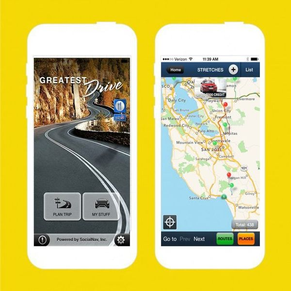 DownloadThese 12 Apps BeforeYour Next Road Trip