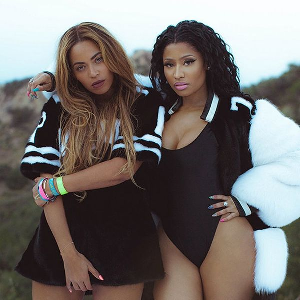 5 Ways to Copy Beyoncé and Nicki Minaj's Music Video Style