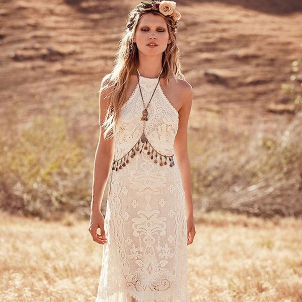 Free People's New Wedding Line Is Every Boho Bride's Dream Come True