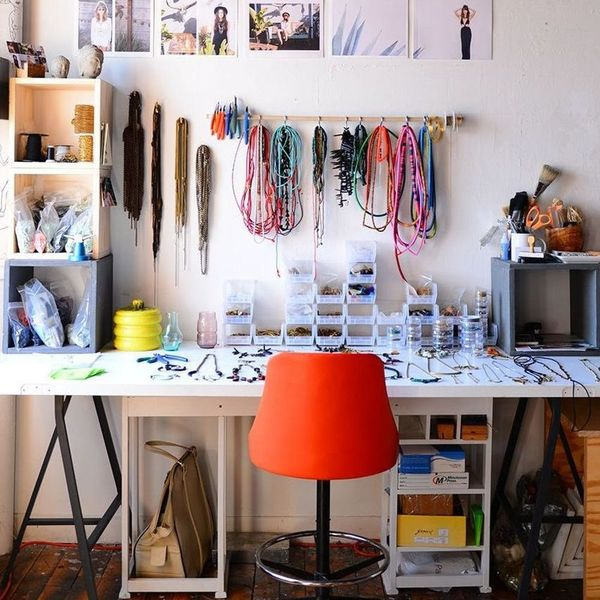 16 Inspiring Ideas for Organizing Your Craft Room