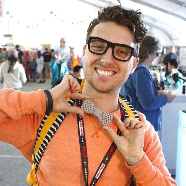 The Coolest, Weirdest, Wackiest Things at Maker Faire 2015