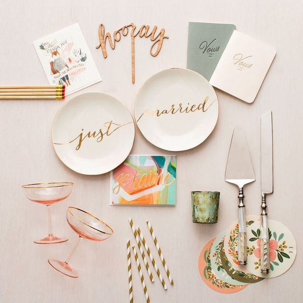 28 Bride, Bridesmaid and Wedding Gifts That Don't Break the Bank