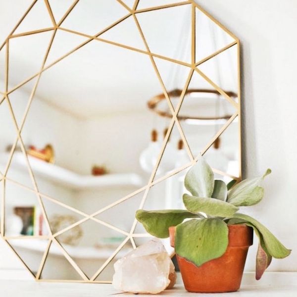 25 Dazzling Gem and Geode Decor DIYs