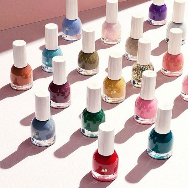 Get a Sneak Peek of H&M's New Mega-Luxe Makeup Line