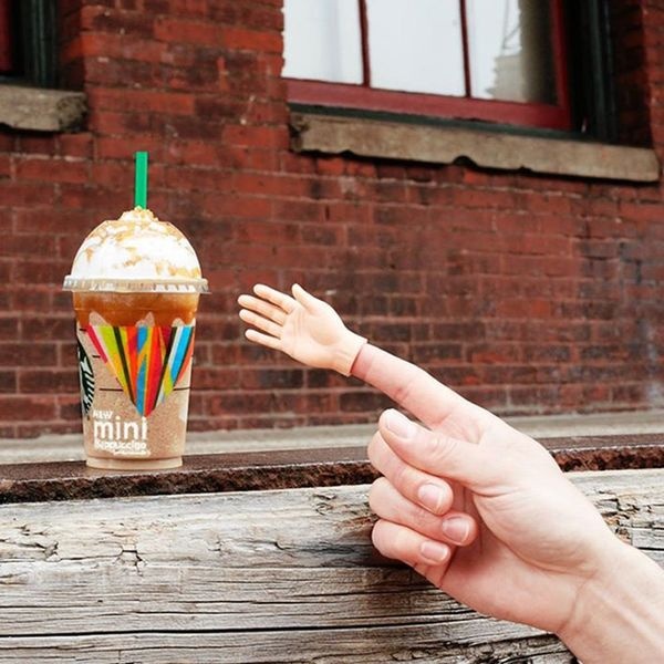 Starbucks' Newest Drink Is One EVERYONE Will Love