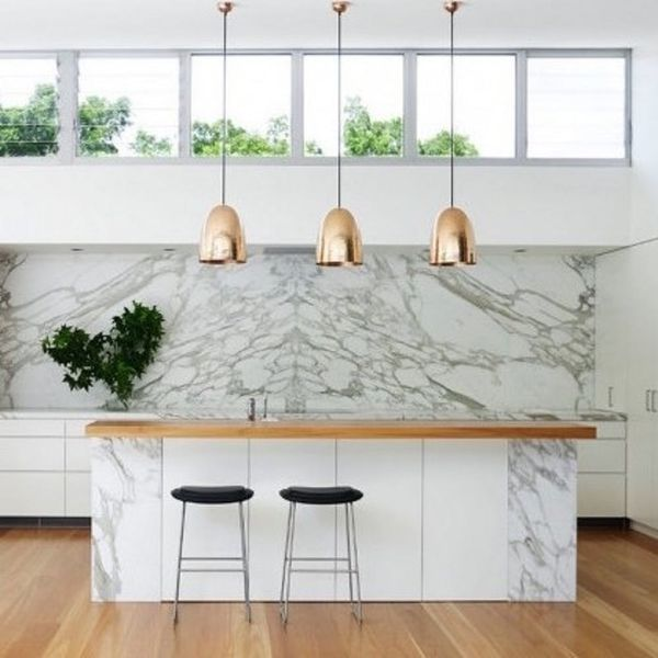 17 Gorgeous Marble Looks for Your Dream Kitchen