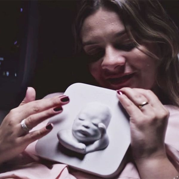 A 3D Printed Ultrasound Allowed This Blind Mother to Meet Her Son