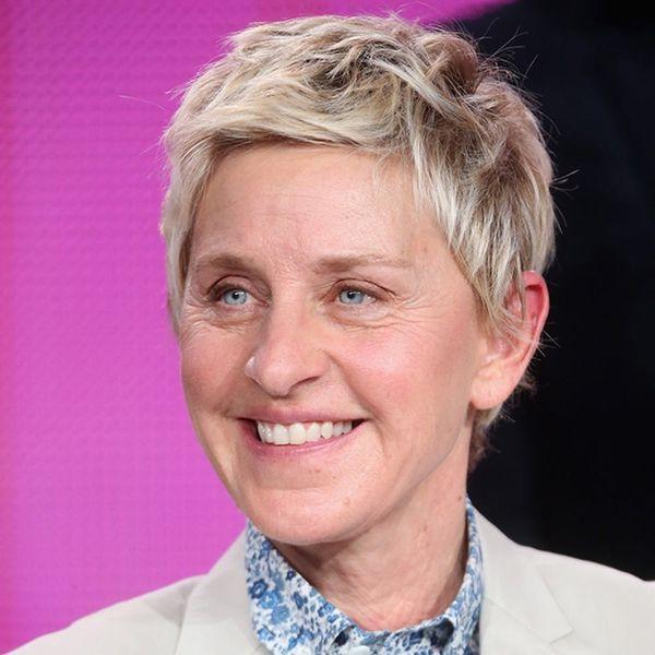Ellen DeGeneres Is Launching a Kids Clothing Line With GAP