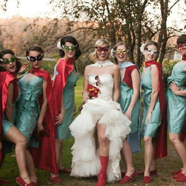 12 Adorably Geeky Wedding Themes