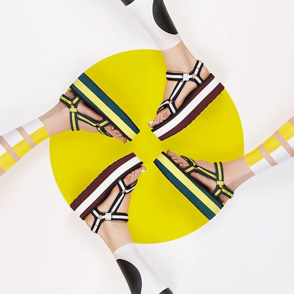 Opening Ceremony + Teva Just Designed Your Go-To Summer Sandals