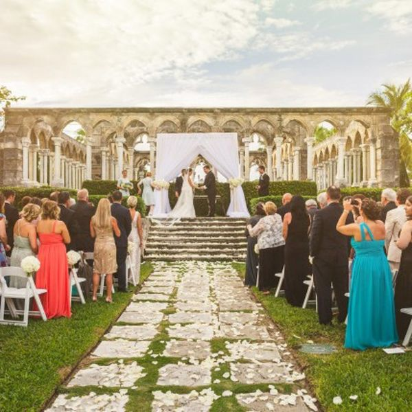 Dream Wedding Venues You Can Get for… $5,000