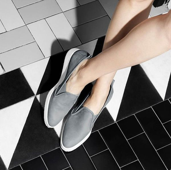This Brand Just Made Your Walk to Work Way More Stylish