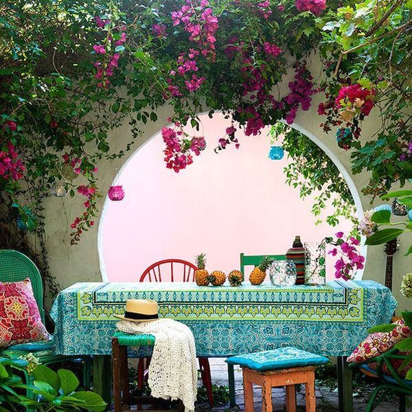 14 Ways to Make Your Patio Pop With Color