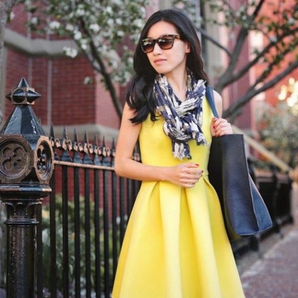 12 Creative Ways to Style a Scarf