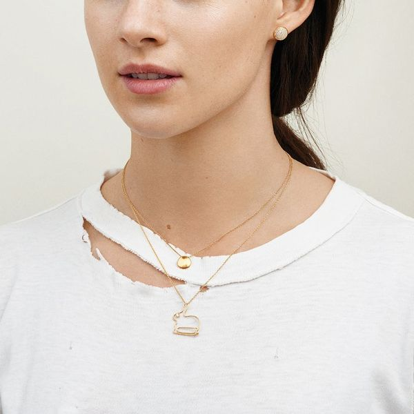 This Is the Prettiest Paper Clip Jewelry You'll Ever See