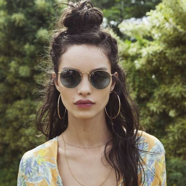 10 #LazyGirl Hairstyles for Chic Vacation Hair