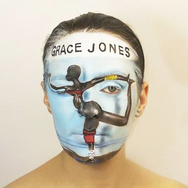 See How This Makeup Artist Turned Her Face Into Album Covers