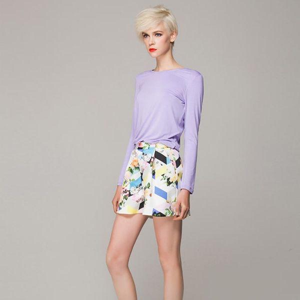15 High-Waisted Shorts, Jorts + Culottes to Shake UpYour Wardrobe