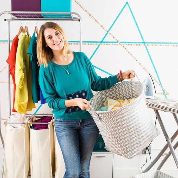 12 DIYs That Will Transform How You Do Laundry