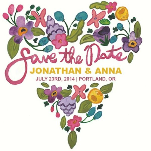 Go Digital With 18 Eco-Friendly Save the Dates + Wedding Invitations