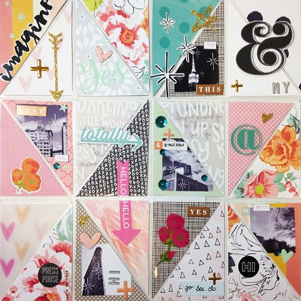 5 Ways to Take Your Scrapbooking Game into 2015