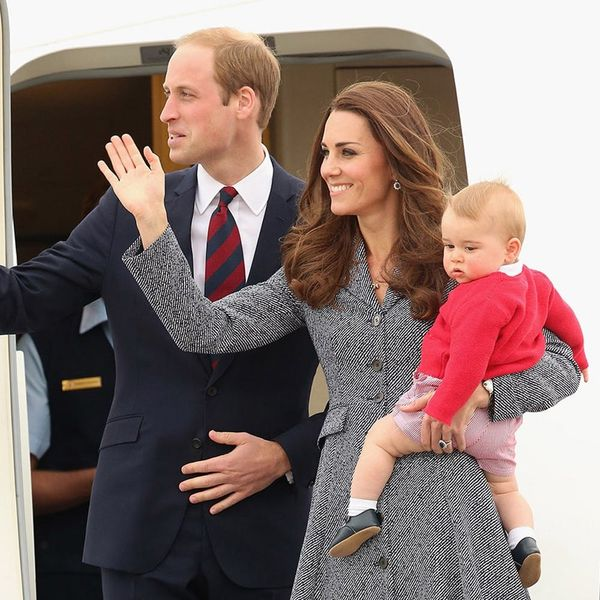 It's Official: Kate + Will Welcome a Little Princess to the Royal Family