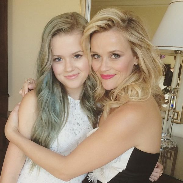 Reese Witherspoon's Daughter Is Her Mom's Mini-Me + Our New Hair Icon