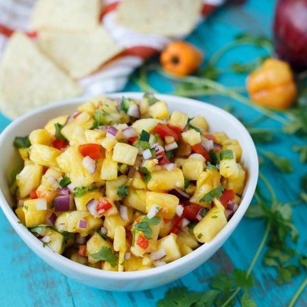 15 Delish Salsa Recipes toCelebrate National Salsa Month