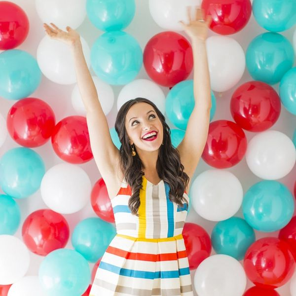 5 Budget Party Tips to Steal from Brit + Rachael Ray