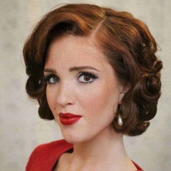 How to Style Your Hair in the Top24 'Dos from the Past 100 Years