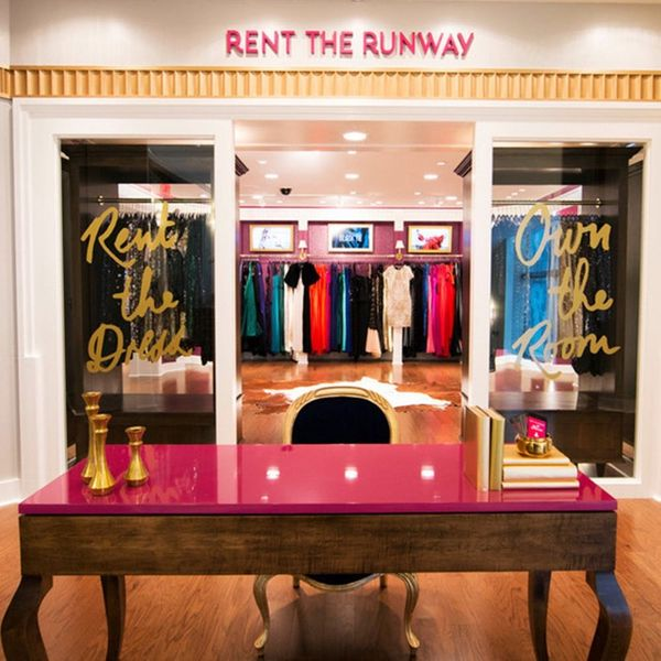 WHAT: Rent the Runway Is Expanding to Sportswear, IRL Stores + More