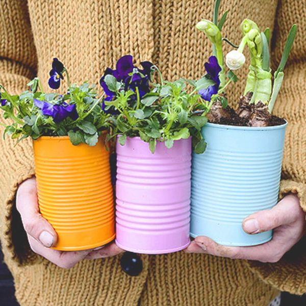 12 Upcycled Planters You Can Make From Stuff You Have at Home
