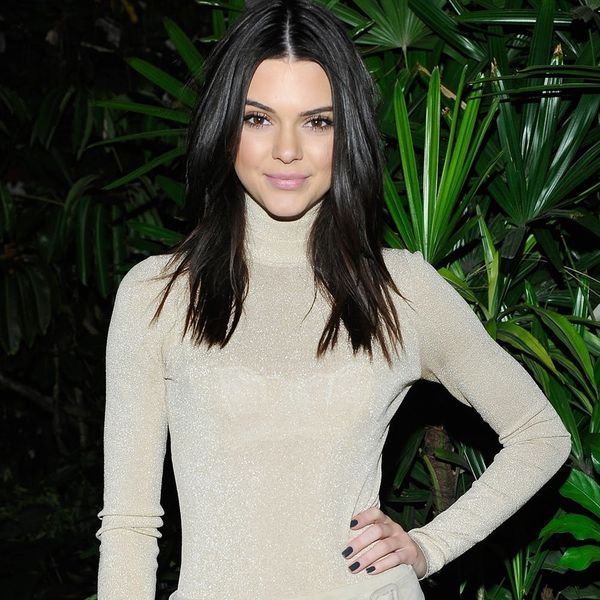 Kendall Jenner Just Got a Major Hair Makeover