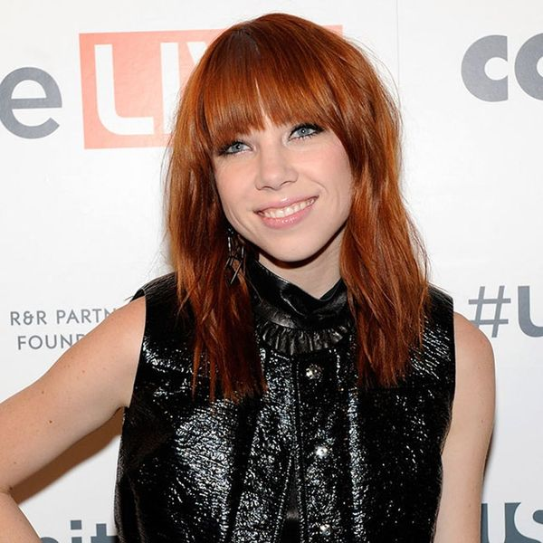 You Won't Believe What Accessory Carly Rae Jepsen Is Trying to Make a Thing