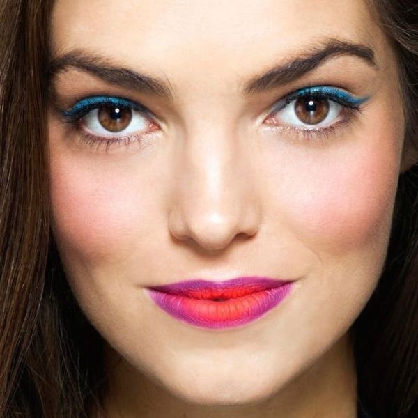 How to Try Spring's Boldest Beauty Trend: Color Block Makeup